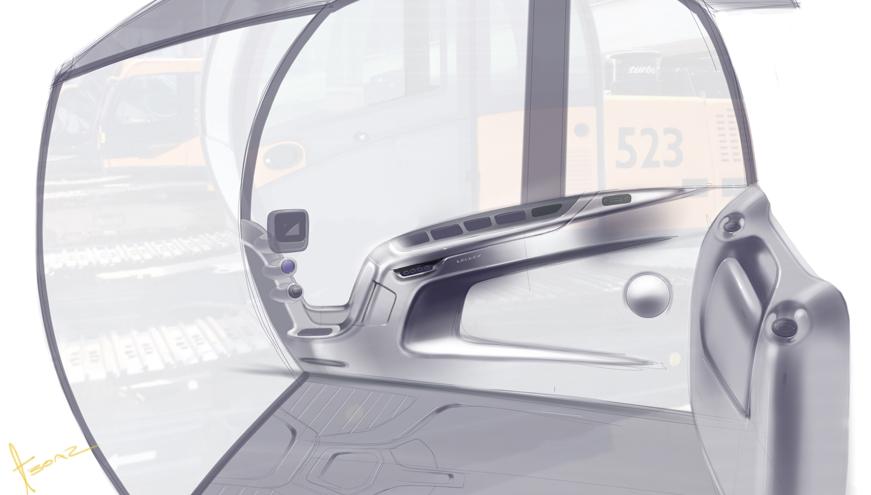 excavator-cab-sketch-interior